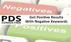 Get Positive Results with Negative Keywords